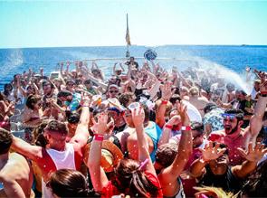 Boat Party en Murcia