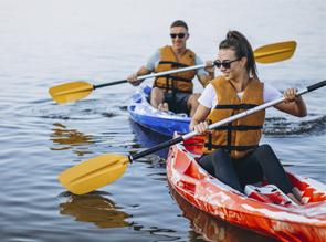 Actividades con kayak Murcia