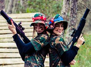 Laser Combat en Murcia
