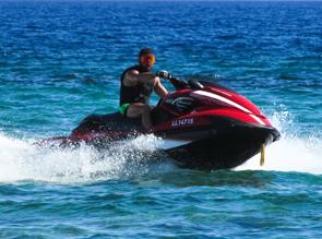 Motos de Agua en Murcia