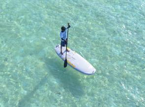 Paddle surf en Murcia