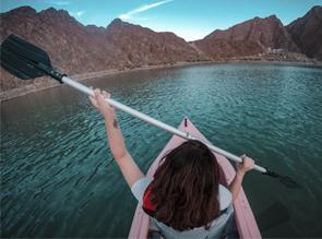 Kayaking en Murcia